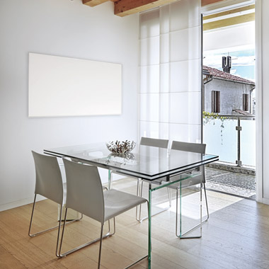 infrarot heizungen w rmen wie die sonne hajda rei. Black Bedroom Furniture Sets. Home Design Ideas